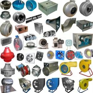 Каталог вент. оборудования
