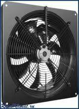Вытяжные осевые вентиляторы SHUFT линии SH.E.L.F серии AXW