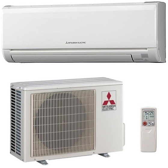 Сплит системы Mitsubishi Electric